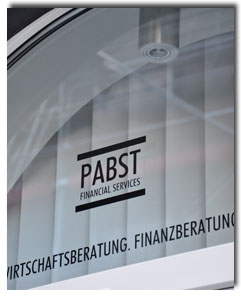 Pabst aussen - Pabst Finanzberatung Bielefeld - Ihr Experte für Finanzen, Immobilien und Versicherungen